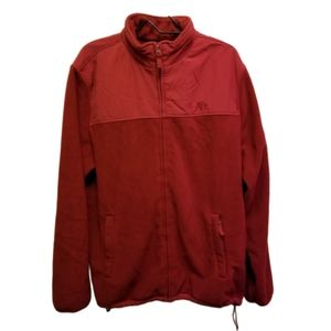 Aeropostale A87 Full Zip Up Fleece Athletic Jacket